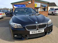 2013 BMW 520 2.0TD M Sport AUTOMATIC DIESEL FULL SERVICE HISTORY