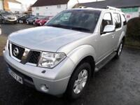 Nissan Pathfinder 2.5dCi 171 2007 (Tec Pack) auto SPORT, LOW MILES, V/NICE COND.