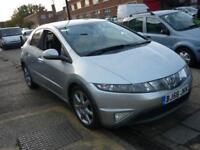 Honda Civic Ex I-Ctdi 5dr DIESEL MANUAL 2006/56