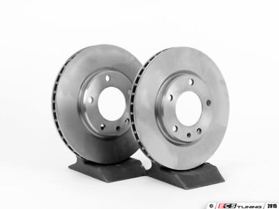 Zimmermann - Front Brake Rotors - Pair (280x25) - 34112226813