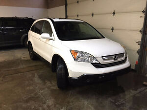 2008 Honda CR-V EXL AWD - NO ACCIDENT, ONE OWNER