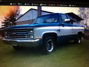 chev or gmc truck