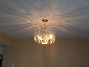 CHANDELIER. LIKE NEW. $60 O.B.O