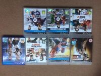 Load of PS3 Games