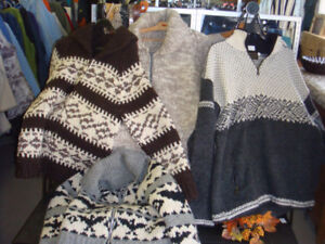 Wool sweaters (men and women)