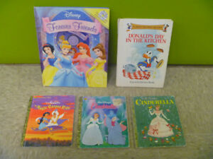 Assorted Disney Books