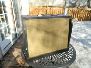 Vintage Beltone AP-A Tube Guitar Amplifier
