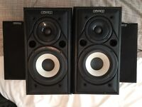 Mission 700 speakers (pair)