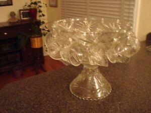 Punchbowl set for 12 (27 pieces) Wedding, Party