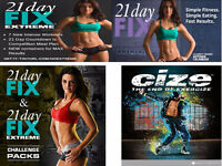 Cize--21 Day Fix Régulier -21 Day Extreme +calendriers et guides