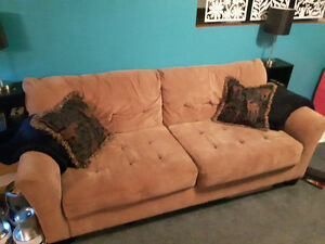 Couch and chaise lounge Cambridge Kitchener Area image 3