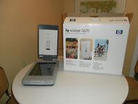 scanner pour documents, photos et diapos