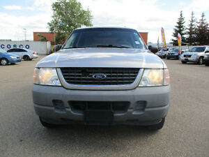 2002 Ford Explorer XLS SUV, Crossover