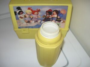 Rare Cabbage Patch Kid Lunch box and thermos. Cornwall Ontario image 5