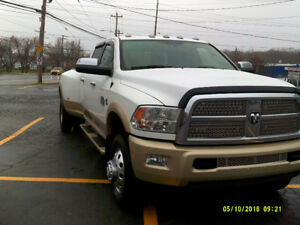 2012 Dodge  Ram 3500 Laramie Long Horn Limited Pickup Truck