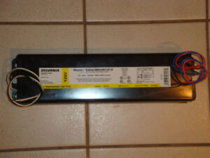 BALLAST SYLVANIA MAGNETIC MB 2x96/120 IS 120 volts