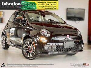 2017 Fiat 500 Pop  - SiriusXM - $63.58 /Wk