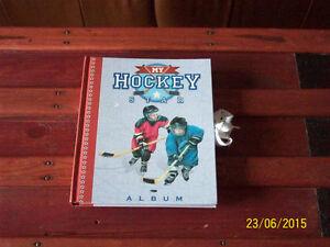 hockey star album