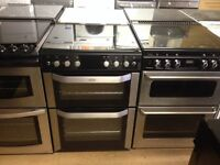 Belling Gas cooker (double oven)