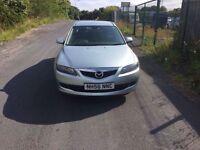 Mazda 6 ts 2 litre petrol 6 speed 56 plate cheap