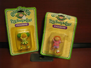 1984 Cabbage Patch Kids Figures in Original Boxes - Lot of 2
