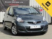 Toyota AYGO VVT-I GO 1.0L 5 Door Manual Petrol 2012