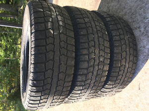 195 65 15 Pirelli Winter Tires