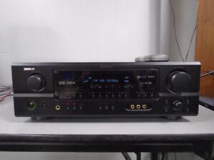 Denon AVR-1507 7.1 Channel 110 Watt Receiver w/ remote