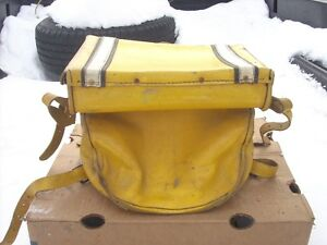 Skidoo Snowmobile   Accessory    Leather  Bag Peterborough Peterborough Area image 2