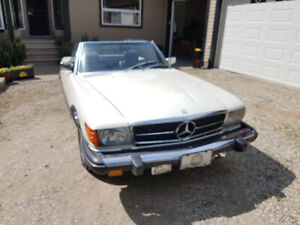 Mercedes 380sl   Kijiji in Alberta  - Buy, Sell & Save with Canada's