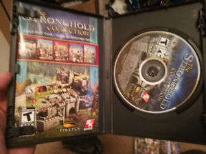 PC Games-Stronghold collection