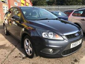 2009 Ford Focus 1.6 Zetec PETROL 5dr 5 door Hatchback