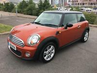 2011 MINI HATCH COOPER D HATCHBACK DIESEL