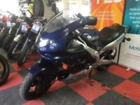 1996 YAMAHA YZF600R YZF 600R THUNDERCAT SPORTS BIKE