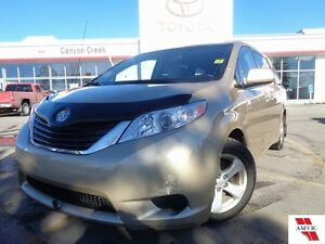 2013 Toyota Sienna LE 8-PASS PWR SLIDING DOORS DEALER INSPECTED
