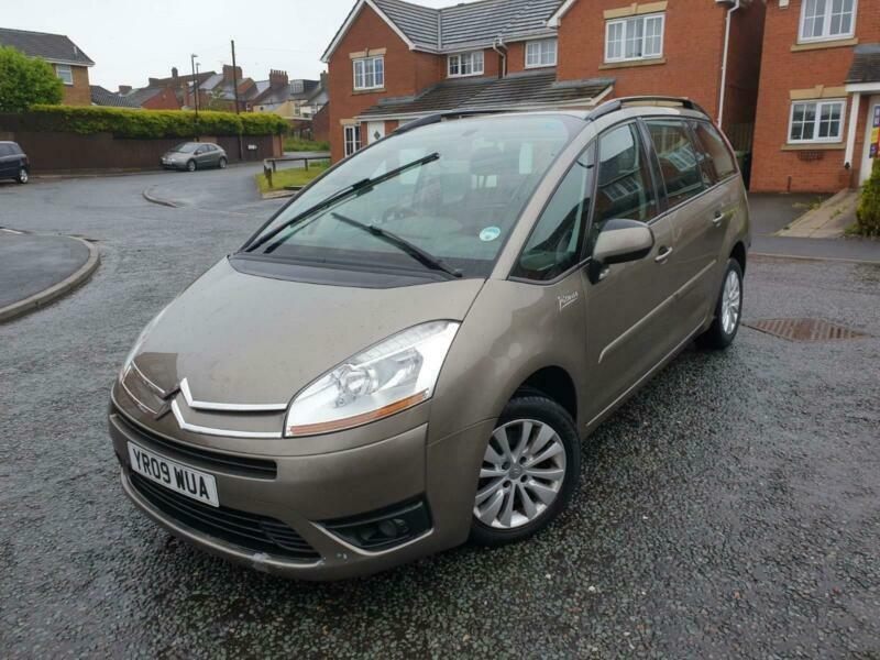 33fe0e7a7e23a5 2009 Citroen Grand C4 Picasso 1.6HDi 16v EGS VTR+ | in Easington ...