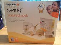 Medela swing essential pack