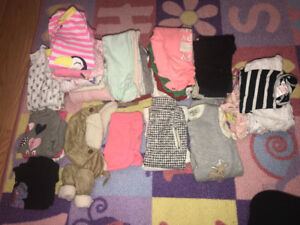 6-12 month baby girl clothing