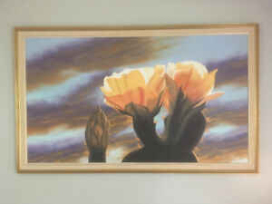 Bryan Wyers Painting (c.2003)