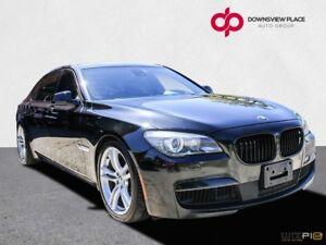 2011 BMW 7 Series 750Li xDrive| M-pkg| NAVI| 360 CAMERA| MANY MO