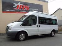 2007 Ford Transit 2.2 TD 280 S Bus 5dr (9 Seat)