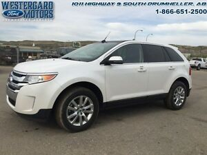 2013 Ford Edge Limited   - Leather Seats -  Bluetooth -  Heated