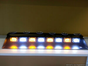 LED warning emergency strobe light for tow truck, construction Cornwall Ontario image 5