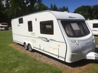 Coachman Highlander 2008 6 berth touring caravan
