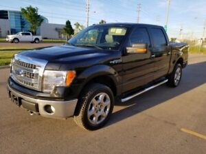 2014 Ford F-150 5.0 V8 XTR Leather 4X4 Pickup Truck