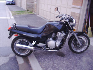 Looking for a road bike for my son 250cc to 650cc's