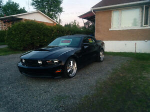 2010 Ford Mustang V8 Cabriolet,1 seul proprietaire
