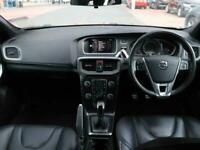 2017 Volvo V40 Volvo V40 2.0 D2 120 R DESIGN Pro 5dr Hatchback Diesel Manual