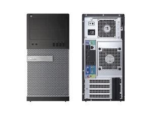 A Fast Dell Optiplex mini-tower i5-4590 3.3ghz/8gb ram/512gb ssd