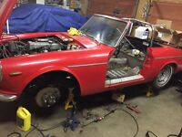 Wanted Datsun roadster parts